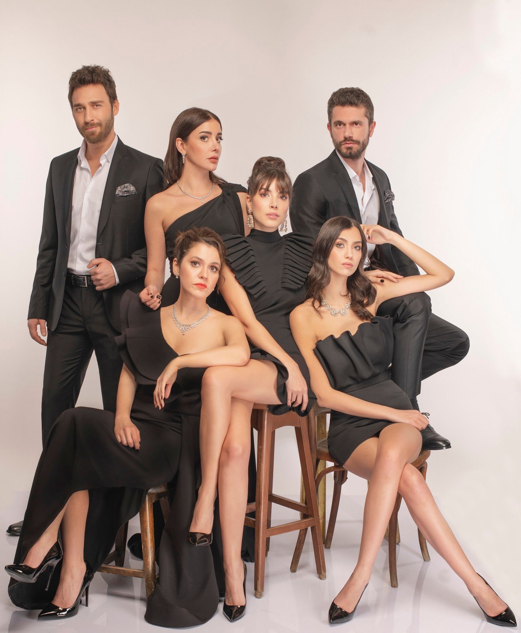 First Look at the cast of Kanal D's 'Hizmetçiler' | Turkish Series News |  Dizilah
